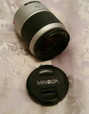 Konica Minolta 28-100mm F/3.5-5.6 D AF Lens for Sony Alpha -in Excellent conditi