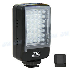 JJC LED LIGHT FOR Panasonic Lumix DMC-GH3 DMC-GX1 DMC-LX7 DMC-GH2 DMC-G5 FZ200