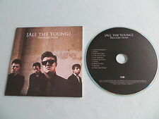 [ALL THE YOUNG] Welcome Home promo CD album