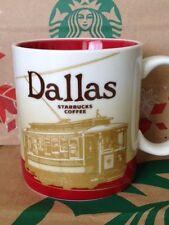 NEW Starbucks Dallas Icon 16 oz mug RARE! DISCONTINUED!