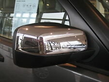 Chrome wing mirror cover for Land Rover Discovery 3 LR3 disco new cap door parts