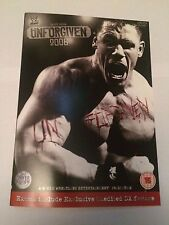WWE - UNFORGIVEN 2006 (DVD, 2008) uk dvd