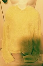 NWT GIRLS ENERGIE SOFT LIME GREEN HOODIE STRETCH SWEATER Sz L NEW