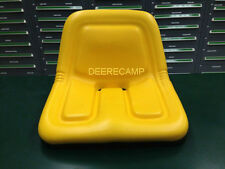 Replacement seat for John Deere 300, 312, 314, 317, 400 - STEEL PAN!!