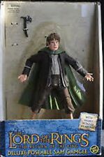 Lord Of The Rings Deluxe Poseable Sam Gamgee Action Figure