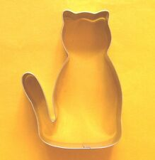 Ausstecher ausstechform backen keks Tier Katze cookie cutter