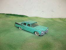 Vintage (Original 1950's)Dodge Royal Sedan #191 in England by Dinky Toys Meccano