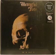 Mercyful Fate Time  2016 reissue German press LP black  Vinyl Record new