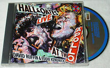 HALL & OATES ~ LIVE At The APOLLO ~ JAPAN for USA CD ~ RARE 1st PRESSING ~ NM-