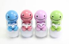 Solar Power Toy-4 Color Nohohon Reading On The Toilet Home Decor Gift US Seller
