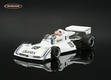 Surtees TS19 Cosworth V8 F1 Durex 5° GP England 1976 Alan Jones Spark Model 1:43