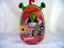 Shrek 2 Shrek Figure with Slammin Arm and Swamp Gas