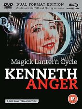 Magick Lantern Cycle: Kenneth Anger, Marianne Faithful - New Blu-Ray / DVD
