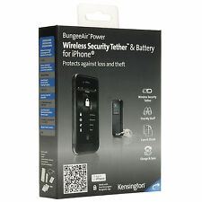 Kensington PowerGuard 1500mAh Backup Battery Hard Case for iPhone 4S/4 Black