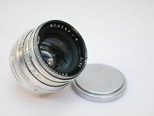 Jupiter-8 50mm f/2 M39 mount Rangefinder RF Lens for Zorki FED Leica KMZ USSR