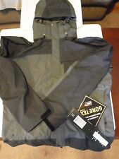 HAGLOFS GORE-TEX WATERPROOF STORM PROOF ALL PURPOSE TREK JACKET NWT MENS XL