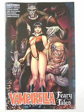 NEW Aurora MONSTER SCENES Cover ~ SEXY VAMPIRELLA Comic ~ Dr Deadly Franky MORE