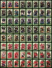 Choose 3 Non-Foil /250 Finish 13-14 Panini Hockey Sticker NHL 2013-14 set
