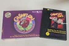 BRAND NEW CLASSIC CASHFLOW 101 & 202 BOARD GAME RICH DAD WITH 8CDs FREE SHIPPING