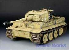 Award Winner Built Trumpeter/WSN 1:16 R/C & Static Tiger Heavy Tank