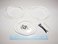 Vauxhall Corsa  VXR  turbo Vacuum Hose/Engine dress up  kit - WHITE