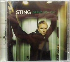 Sting - Brand New Day (CD 1999)