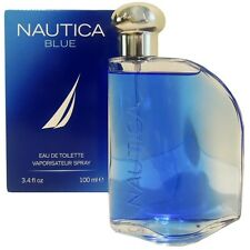 Nautica Blue Cologne Best Top Popular Men Perfume Spray Authentic 3.4 oz 100ml