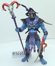 MOTU, Skeletor 200x, complete, figure, Masters of the Universe, 100%, He-Man