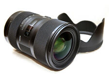 Sigma 18-35mm f/1.8 DC HSM Art Lens Canon EF Mount ggx
