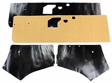Mustang Door Panel Watershields Coupe 1969 - 1970 - Repops