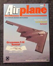 1989 AIRPLANE Aviation Magazine Part #1 FN+ 6.5 w/ Fold-Out Poster