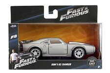 Jada Fast & Furious 8 Dom's Ice Dodge Charger 1:32 98299 Grey