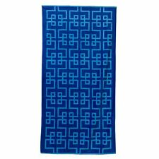 The Big One Geo Beach Towel, 36 inch x 72 inch