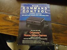 NOS NEW WICO COMMAND CONTROL JOYSTICK ADAPTOR ODYSSEY MODEL 72-4540