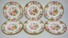 SET OF 10 ROYAL DOULTON DINNER PLATES WITH AN ASIAN MOTIF. 10 1/4 IN... Lot 1076