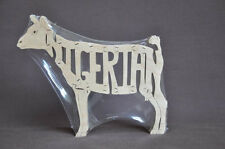 Nubian or Nigerian Goat Puzzle Amish Made Toy New