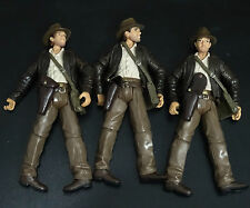 lot of 3 Indiana Jones Raiders of the Lost Ark  no gun only figure #s3