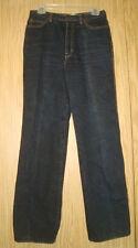Calvin Klein Dark Blue Jeans Size 12 Near Mint