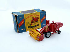 MATCHBOX MAJOR M5 MASSEY FERGUSON 780 COMBINE HARVESTER