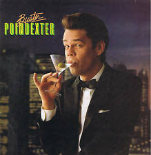 BUSTER POINDEXTER - LP RCA (promo white label) ITALY mint