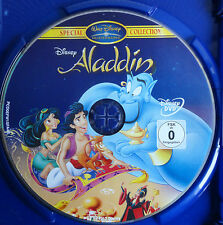 Disney DVD Aladdin Special Collection + Musikalische Extras zum Mitsingen (2013)