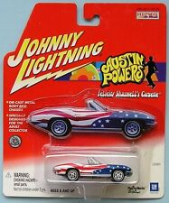 Johnny Lightning Austin Powers Felicity Shagwell's Corvette - New & Carded