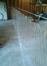 "32' X 6' X 1.5"" SQ. SHTF  Survival Prepper Gill Net Gillnet Fish Trap"