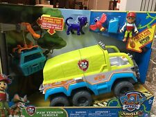 Paw Patrol Jungle Rescue Terrain Vehicle w/ Lights & Sound Kids Toy Gift NEW