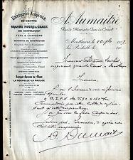 """MONTLUCON & LA ROCHELLE (03 / 17) FOURS à CHAUX & ENTREPOT AGRICOLE """"AUMAITRE"""""""