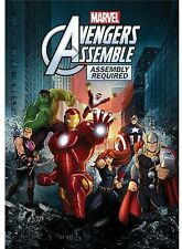 Avengers Assemble: Assembly Required (2013, REGION 1 DVD New) WS