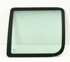 Fit 92-14 Ford Econoline Passenger Right Side Hinged Door Window Glass Movable