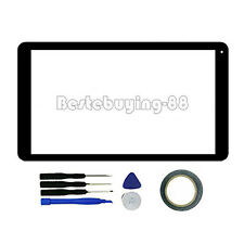US New Touch Screen Digitizer for Ematic EGQ223 EGQ223BL 10.1'' Tablet