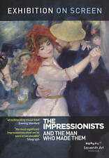 Exhibition on Screen: The Impressionists and the Man Who Made Them (DVD, 2015)