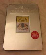 The Walt Disney Treasures: The Adventures of Spin & Marty - The Mickey Mouse Clu